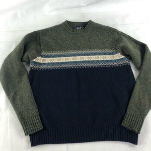 Lamb Wool Vintage GAP Sweater S